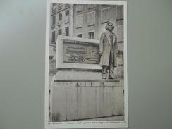 ARDECHE ANNONAY MONUMENT A L'INGENIEUR MARC SEGUIN PAR CLEMENCIN - Annonay