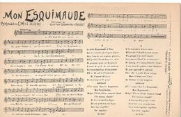 Chanson – Mon Esquimaude – Paroles Cami & L Lelievre – Musique Gaston Gabaroche & Dalbret - Cuentos, Fabulas Y Leyendas