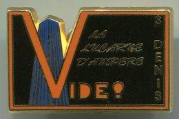AB-VIDEO LA LUCARNE D'AMPERE ST DENIS 93 - Cinéma
