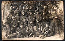 A3510 - Alte Foto Ansichtskarte  -  1. WK WW - Soldat Offizier Uniform - War 1914-18