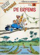 Robbedoes En Kwabbernoot - De Erfenis  (1979) - Robbedoes En Kwabbernoot