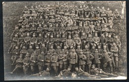 A3514 - Alte Foto Ansichtskarte  -  1. WK WW - Offizier Soldat Uniform - Reg 395 ? - War 1914-18