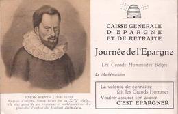 Buvard De La CGER (vierge) - Banque & Assurance