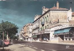 CPSM  Dentelée  De  MONTELIMAR  (26)  -  Boulevard  Desmarais      //   TBE - Montelimar