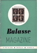 BALASSE MAGAZINE N°  83 - Belgique