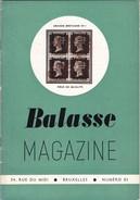 BALASSE MAGAZINE N°  83 - Handbücher