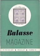 BALASSE MAGAZINE N°  82 - Belgique