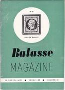 BALASSE MAGAZINE N°  81 - Belgique