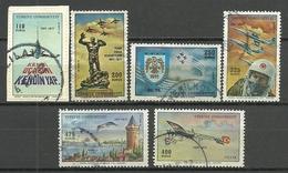 Turkey; 1971 Regular Airmail Stamps (Complete Set) - 1921-... República
