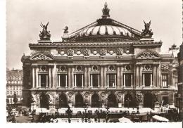 Pk1. France PARIS En Planant L' Opera Art YVON Posted In 1939 Real Photo Postcard - France