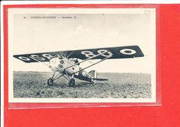 Avion GOURDOU 32 Cpa ISTRES AVIATION               56 Coll Tranchant - 1946-....: Ere Moderne