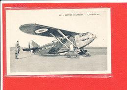 Avion Latecoere 4 9 . 1 Cpa ISTRES AVIATION               332 Coll Tranchant - 1946-....: Moderne