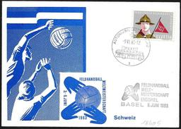 Svizzera/Suisse/Switzerland: Pallamano, Handball - Pallamano