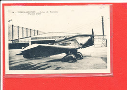 Avion Farman Gipsy Cpa ISTRES AVIATION               448 Coll Tranchant - 1946-....: Ere Moderne