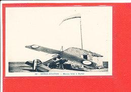 Avion Morane Brisé A BARBAT  Cpa ISTRES AVIATION             413 Coll Tranchant - 1946-....: Ere Moderne
