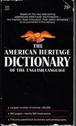 DICTIONNAIRE AMERICAIN 820 Pages - Linguistique