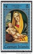 "242 Cayman 1969  "" Madonna Col Bambino "" - Quadro Dipinto Da A. Vivarini -  Nuovo MNH Rinascimento Paintings"