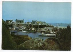 MOGUERIEC--Série  Ports Bretons.....Vue Générale (bateaux) Cpm N°8 éd Artaud  .... à Saisir - France
