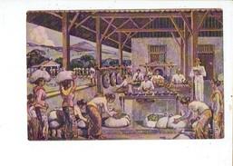 40306 THEE - A Son Arrivee à L'usine La Recolte Est Accueillie Au Son Du Gamelan (Java ) - Pubblicitari
