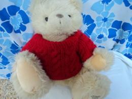 "GIORGIO BEVERLY HILLS "" COLLECTORS BEAR  2000  LIRE Et VOIR !! - Perfumed Bears"