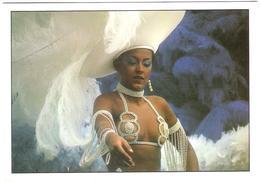 Brasil - Rio Carnaval - PIN UP - Femme - Nue Girl - Woman - Frau - Erotic - Erotik - Pin-Ups