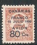 Canarias Ed. 12 - Emisiones Nacionalistas