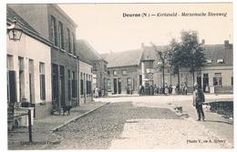 Deurne (N) - Kerkeveld - Merxemsche Steenweg  (Geanimeerd) - Belgique
