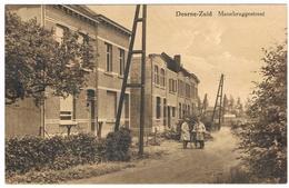 Deurne-Zuid - Manebruggestraat  (Geanimeerd) - Belgique
