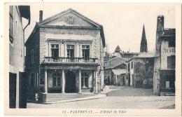 ---- 79 ---- PARTHENAY  L'hotel De Ville Neuve Excellent état - Parthenay