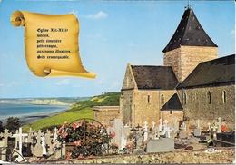VARENGEVILLE SUR MER  Eglise Son Site Les Falaises - Varengeville Sur Mer