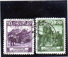 B - 1930 Lietchenstein - Vedute