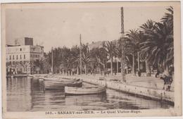 83  Sanary Sur Mer Le Quai Victor Hugo - Sanary-sur-Mer