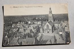 DINAN (CÔTES D'ARMOR), Vue Prise De La Tour De L'Horloge - Dinan