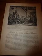1901:Exposition ENFANCE Dans L'art Et L'histoire;Cosaques Zaporogues;Evasion De CASANOVA à Venise;Henri Sienkiewicz,etc - Vieux Papiers
