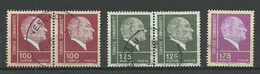 Turkey ; 1972 Regular Issue Stamps - 1921-... República