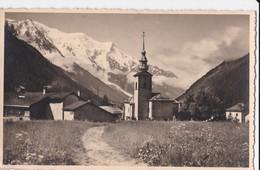 Carte PHOTO VERS 1940 ARGENTIERE - France