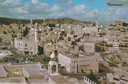 Cartolina - Postcard  - ISRAELE - BETHEHEM - PARTIAL VIEW - Israele
