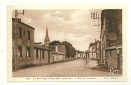 44 LA CHAPELLE BASSE MER RUE DU CIMETIERE LOIRE ATLANTIQUE COLLECTION MENARD - La Chapelle Basse-Mer