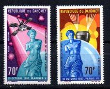 Serie Nº A-71/2 Dahomey - Astrología