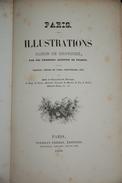 Paris, Illustrations, Album De Gravures 1838 Ed Pourrat Frères - 1801-1900