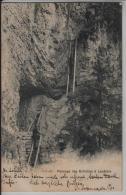 Passage Des Echelles A Loueche - Stempel: Albinen - Photo: Jullien Freres No. 429 - VS Valais