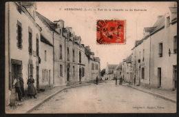 DD1290 - HERBIGNAC - RUE DE LA CHAPELLE OU DE GUÉRANDE - Herbignac