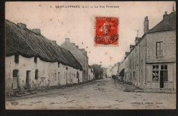 DD1292 - SAINT LYPHAD - LA RUE PRINCIPALE - Saint-Lyphard