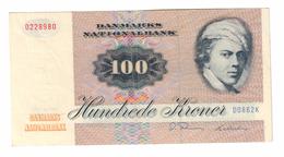 Denmark 100 Kronen 1972 XF+ - Danimarca