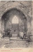 Vého - Intérieur De L'Eglise - Guerre 1914-18