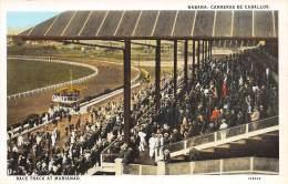 CUBA / Habana - Race Track At Marianao - Cuba