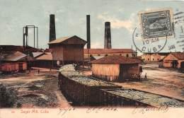 CUBA / Sugar Mill - Beau Cliché - Cuba