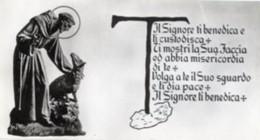Santino P. DOMENICO FODERARO Franc.no. Conventuale SACERDOTE, Roma: S. ORDINAZIONE 1966 Cutro: MESSA SOLENNE 1967 N47b - Religione & Esoterismo