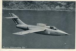 Service Information Air S N C A S E S E 5000 Baroudeur Chasseur D'assaut Vitesse Supersonique - 1946-....: Moderne