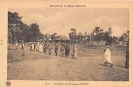 DAHOMEY / Procession De Féticheurs - - Dahomey